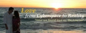 Love from Cyberspace to reality