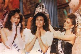 The second Miss Thailand won Miss Universe 1988