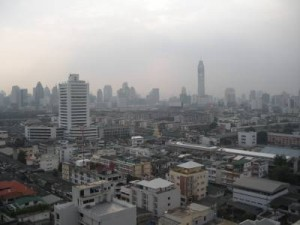 Bangkok City Skyline by Thai Girlfriend Advisor