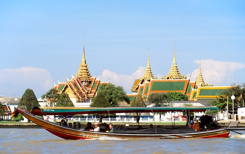 beautiful place bangkok thailand