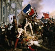 The history of French revolution